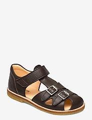 Sandals - flat - closed toe -  - 1263 DARK OLIVE