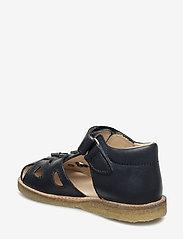 ANGULUS - Sandals - flat - sandals - 1530 navy - 2