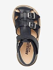ANGULUS - Sandals - flat - sandals - 1530 navy - 3