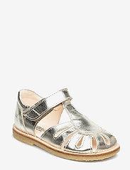 ANGULUS - Sandals - flat - closed toe -  - sandaler - 1325 champagne - 0