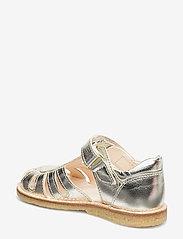 ANGULUS - Sandals - flat - closed toe -  - sandaler - 1325 champagne - 2