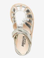 ANGULUS - Sandals - flat - closed toe -  - sandaler - 1325 champagne - 3