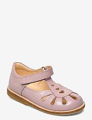 ANGULUS - Sandals - flat - closed toe -  - siksniņu sandales - 2354 pale rose - 0