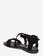 ANGULUS - 5442 - flache sandalen - 1163 black - 2