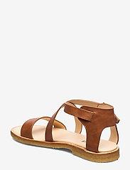 ANGULUS - 5442 - flade sandaler - 1789 tan - 2
