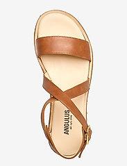 ANGULUS - 5442 - flade sandaler - 1789 tan - 3