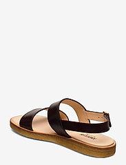 ANGULUS - 5452 - flate sandaler - 1836 dark brown - 2