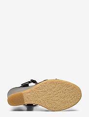 ANGULUS - Sandals - wedge - wedges - 1835 black - 4