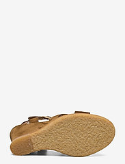 ANGULUS - Sandals - wedge - wedges - 2209 mustard - 4