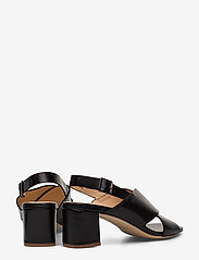 ANGULUS - Sandals - Block heels - sandalen mit absatz - 1835 black - 4