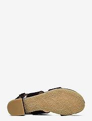 ANGULUS - Sandals - flat - sandalen mit absatz - 1163 black - 4
