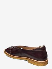 ANGULUS - Sandals - flat - open toe - clo - flache sandalen - 1836/002 dark brown/dark brown - 2