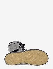 ANGULUS - Long boot with laces. - lange laarzen - 1310 black - 4