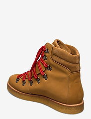 ANGULUS - Boots - flat - with laces - flache stiefeletten - 1262/1168 camel/tan - 2