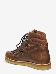 ANGULUS - Boots - flat - with laces - flade ankelstøvler - 2509/1166 medium brown/cognac - 2