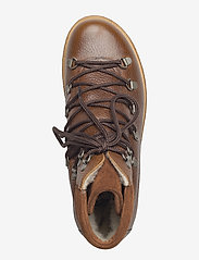 ANGULUS - Boots - flat - with laces - flade ankelstøvler - 2509/1166 medium brown/cognac - 3