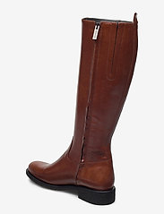ANGULUS - Long boot - höga stövlar - 1837/002 brown/dark brown - 2