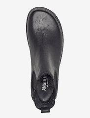 ANGULUS - Booties-flat - with elastic - chelsea støvler - 1933/019 black/black - 3