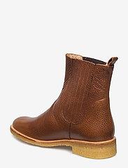 ANGULUS - Chelsea Boot - chelsea boots - 2509/002 medium brown/medium b - 2