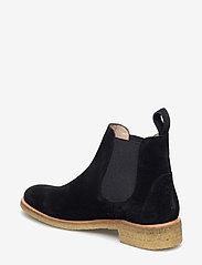 ANGULUS - Chelsea boot - chelsea støvler - 1604/001 black/black - 3
