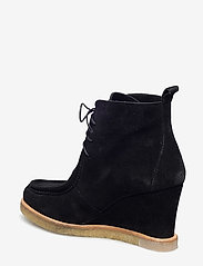 ANGULUS - Booties - Wedge - stiefeletten mit absatz - 1163 black - 2
