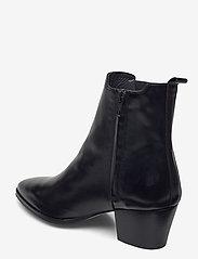 ANGULUS - Booties - Block heel - with elas - ankelstøvler med hæl - 1835/019 sort/sort - 2