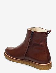 ANGULUS - Boots - flat - with laces - flade ankelstøvler - 1837 brown - 2