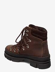 ANGULUS - Boots - flat - talon bas - 2108/2193 dark brown - 2