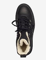 ANGULUS - Boots - flat - flache stiefeletten - 2100 black - 3