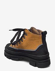 ANGULUS - Boots - flat - flache stiefeletten - 1205/2012/1262 black/reflex/ca - 2