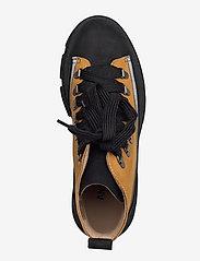 ANGULUS - Boots - flat - flache stiefeletten - 1205/2012/1262 black/reflex/ca - 3