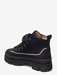 ANGULUS - Boots - flat - flache stiefeletten - 1205/2012/1205 black/reflex/bl - 2