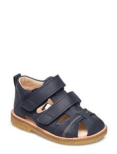 Sandals - flat - 1587 DARK BLUE