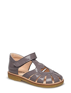 Sandal with heart detail - 1371 LIGHT GREY