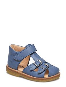 Sandals - flat - 1575 DENIM BLUE