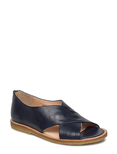 Sandals - flat - open toe - clo - 1530 NAVY