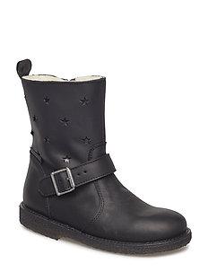 Boots - flat - 1652/2320 BLACK/BLACK
