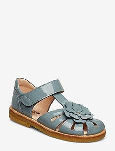 Sandals - flat - closed toe -  - sandals - 2335 grey blue