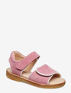 Sandals - flat - 1521/2204 WHITE/ROSE