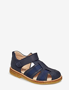 Sandals - flat - 1587/2001 DARK BLUE/NAVY