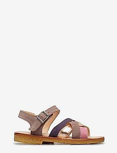 Sandals - flat - sandaler - 1311/2204/2203/2202 r/r/d/l