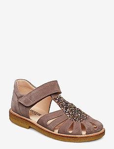 Sandals - flat - closed toe -  - 2202/2488 LAVENDER/MULTI GL.