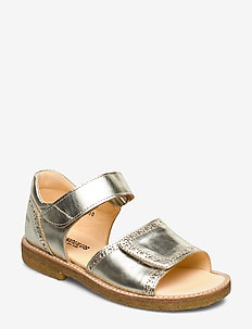 Sandals - flat - open toe - clo - 1325 CHAMPAGNE