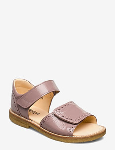 Sandals - flat - open toe - clo - 1387 ROSE