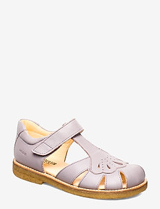 Sandals - flat - closed toe -  - 2639 PALE LAVENDER