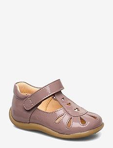 Sandals - flat - closed toe -  - sko - 1387 rose