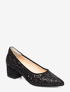 ***Pump*** - classic pumps - 2486/1163 black glit/black