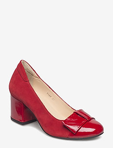 ***Pump*** - 1377/219 RED/RED
