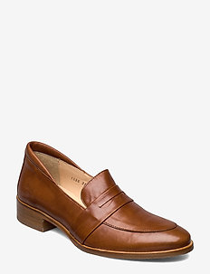 Loafer - flat - 1838 COGNAC