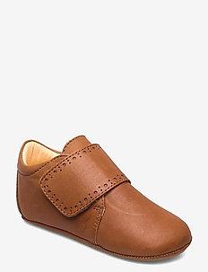 Indoor - slippers - 1545 cognac